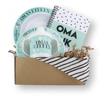 Oma&ik box mint hip&Mama Box
