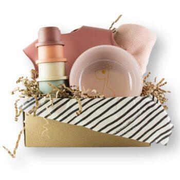 cadeaubox meisje blush