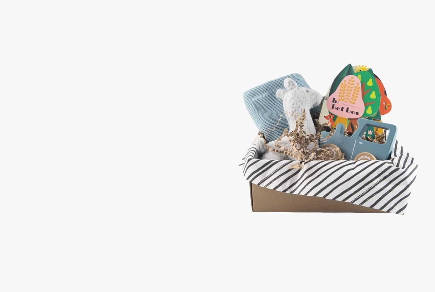 Kraamcadeau versturen Hip&Mama Box – mobile