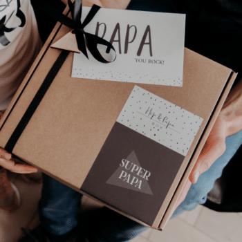 Cadeauboxen voor papa