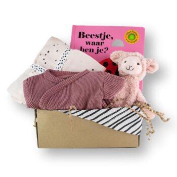 dreamy pink cadeaubox