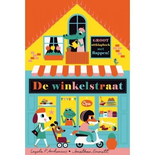 De Winkelstraat boek