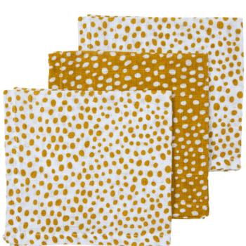 Monddoekjes Meyco Cheetah Honey Gold