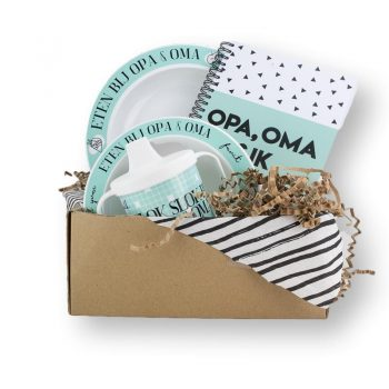 Cadeaubox voor opa en oma hip&mama box
