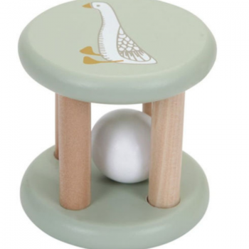 Little Dutch houten Rammelaar Little Goose