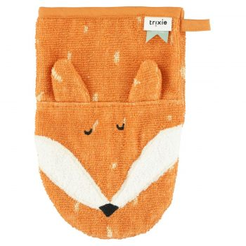 Trixie Washand Mr. Fox