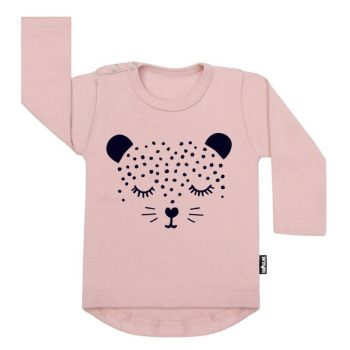 leopard shirt vanPauline