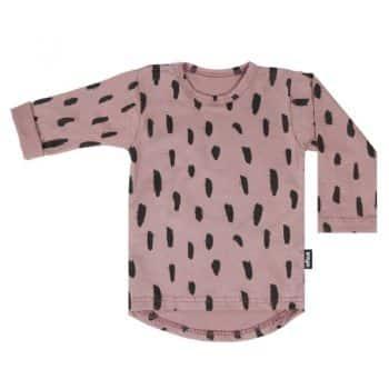 vanPauline shirt roze streepjes