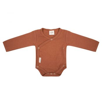 romper little indians amber brown