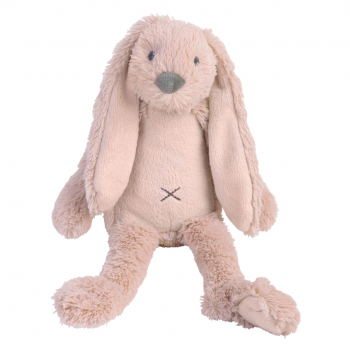 old pink rabbit richie knuffel konijn happy horse