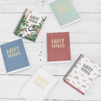 Happy moments boekjes