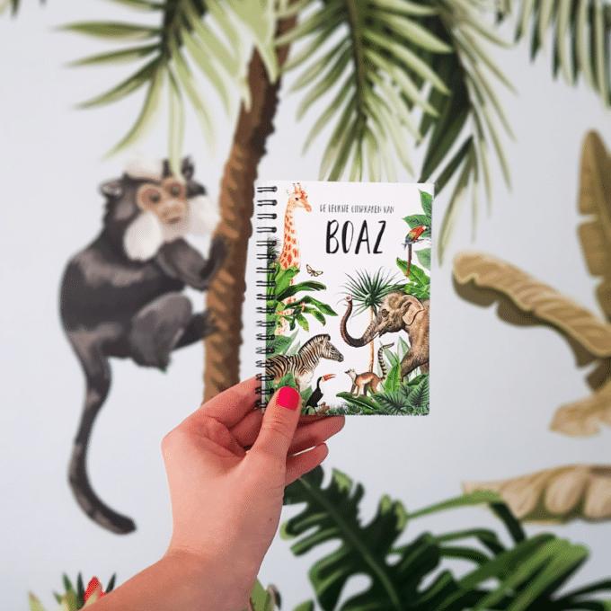uitsprakenboekje jungle