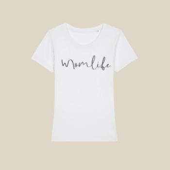 Momlife shirt wit
