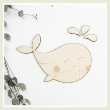 houten walvis