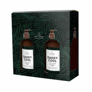 Gift set daddy cool the gift label