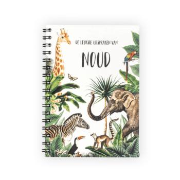 uitsprakenboekje jungle met naam