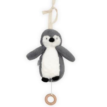 Pinguïn muziekhanger Storm Grey