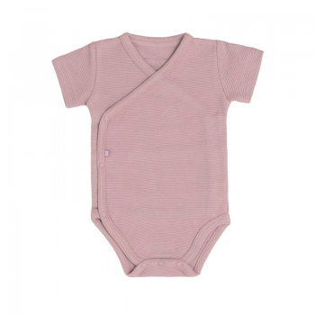 romper pure old pink baby's only