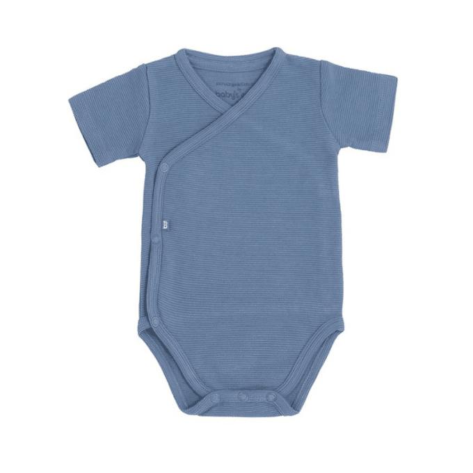 romper vintage blue baby's only