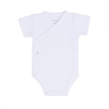 romper baby's only pure white