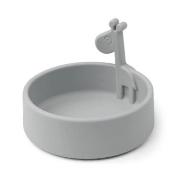 Peekaboo bowl Raffi Grey