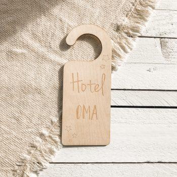 Deurhanger Hotel Oma