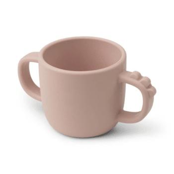 Peekaboo 2-handle cup Croco Powder